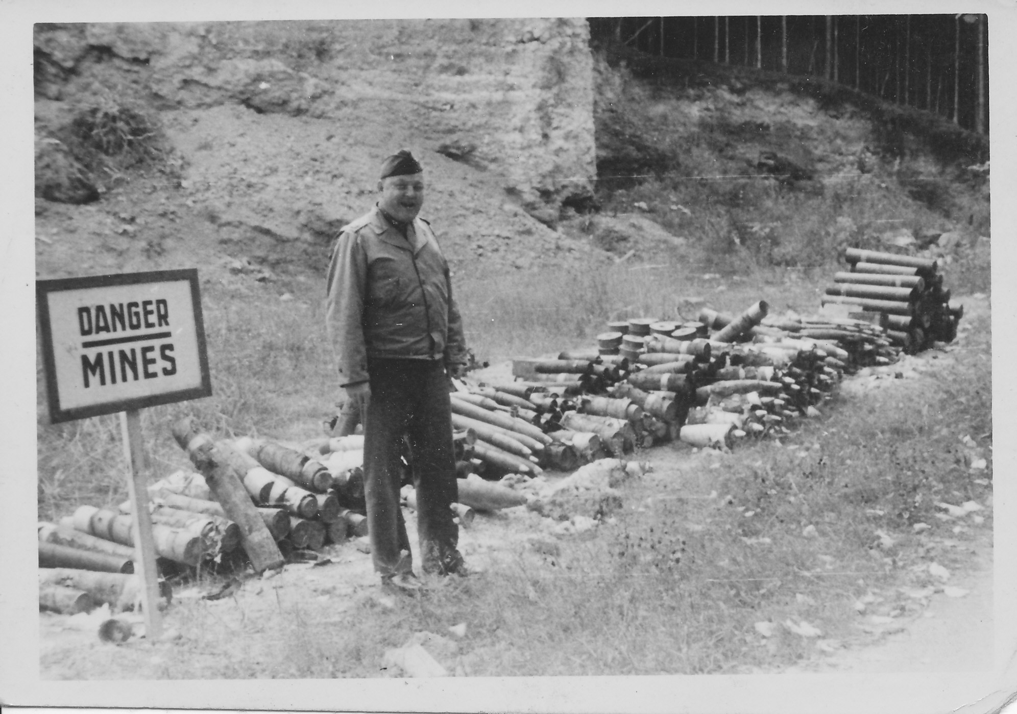 Hürtgenwald, après les combats